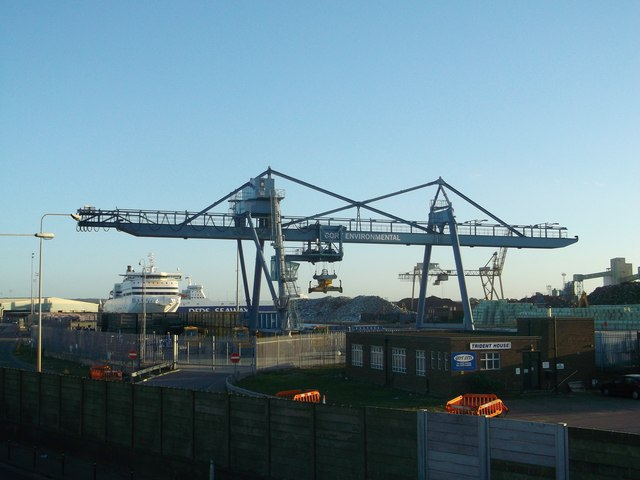 Trident House, Tilbury Docks