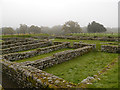 NY9170 : Chesters Roman Fort (Cilurnum) by David Dixon