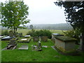 TQ3864 : St John's Churchyard, West Wickham by Ian Yarham