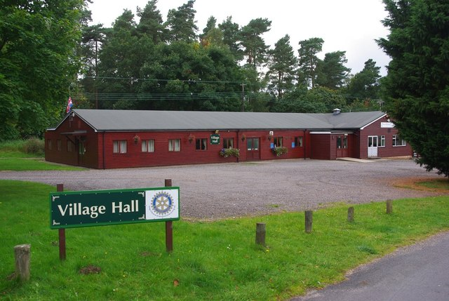 Santon Downham Village Hall