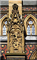 TQ2981 : All Saints, Margaret Street - Annunciation by John Salmon