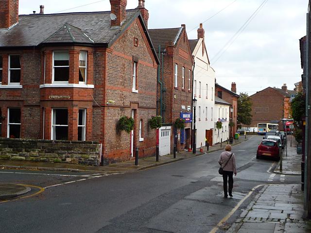 Rose Mount, Oxton