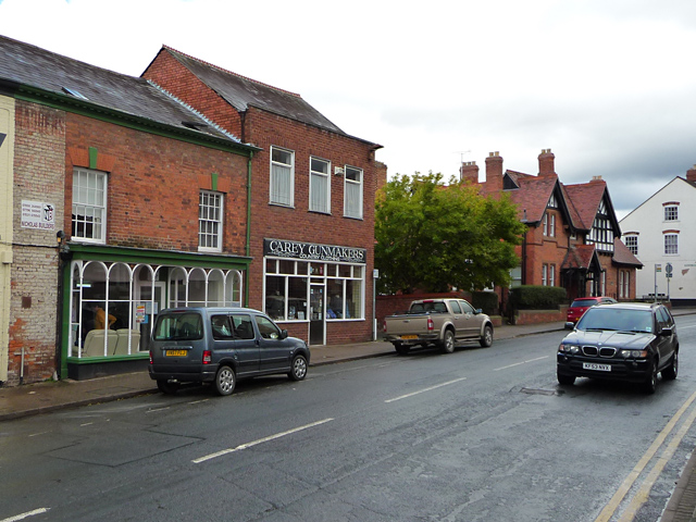 The Homend, Ledbury