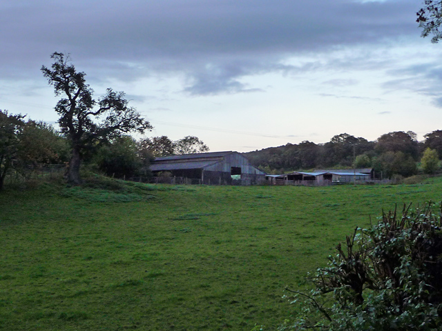 Outbuildings at Hill House Farm