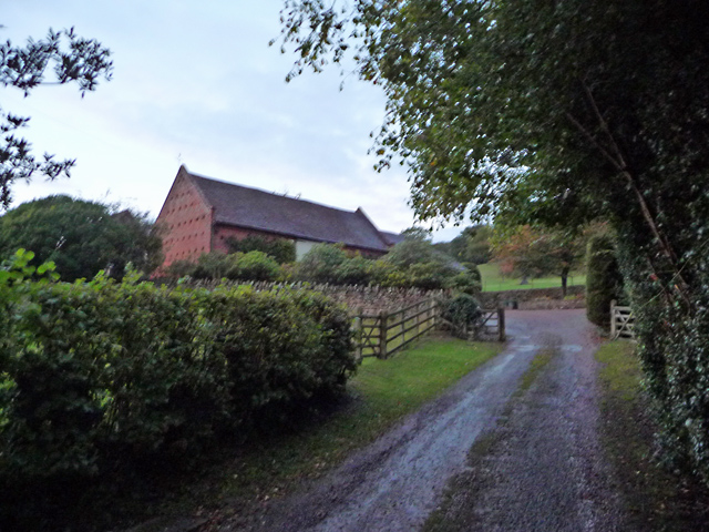 Upper Vinesend Farm