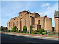SJ8898 : St. Willibord's Catholic Church (1), Clayton - Manchester by John Topping