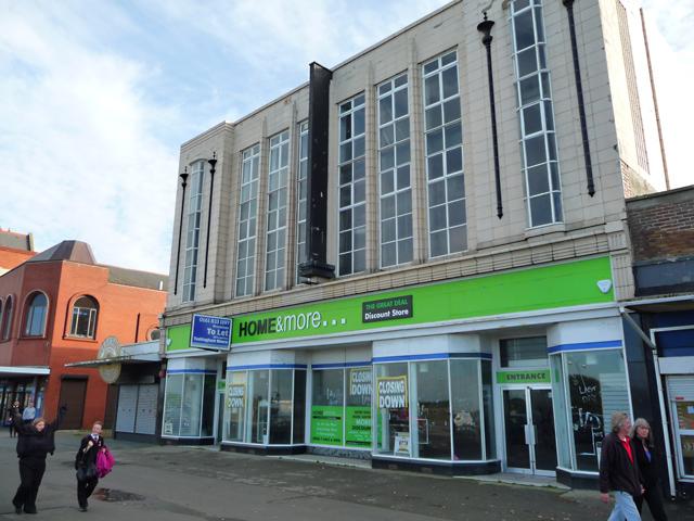 Former Littlewoods Store, Morecambe