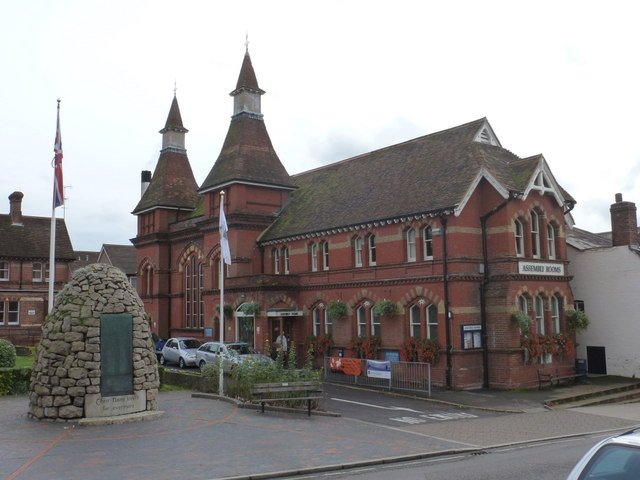 Alton: the Assembly Rooms