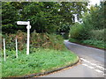 SP9435 : Country lanes near Aspley Guise by Malc McDonald