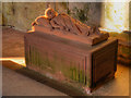NY5563 : Child's Tomb, Lanercost Priory by David Dixon