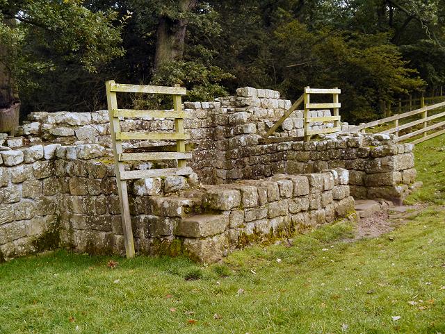 Brunton Turret, Hadrian's Wall