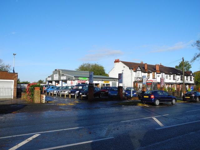 AWB Motor Company, Dowson Road - Hyde