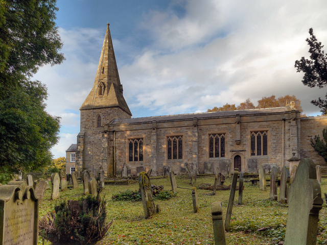 Church of St John Lee, Acomb