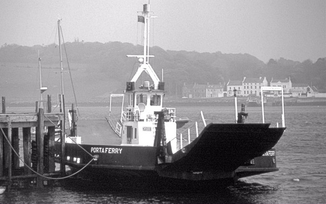 The Strangford Lough ferry (23)