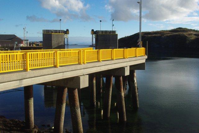 Pier at Tarbert