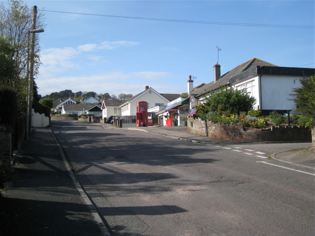 Local shops, Ashleigh Way
