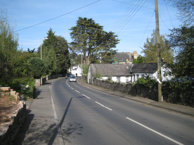 New Road looking east