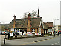 TQ4672 : Holy Trinity Lamorbey Church Hall, Sidcup by Robin Webster