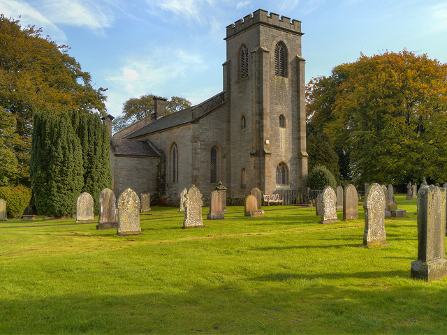 St Michael's Parish Church, Wark