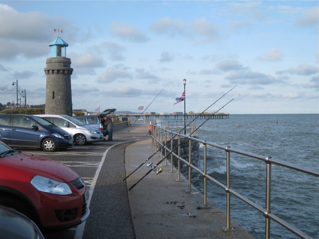 Rods at the Point: 1/3
