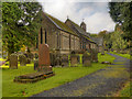 NY8773 : The Parish Church of St Mungo at Simonburn by David Dixon