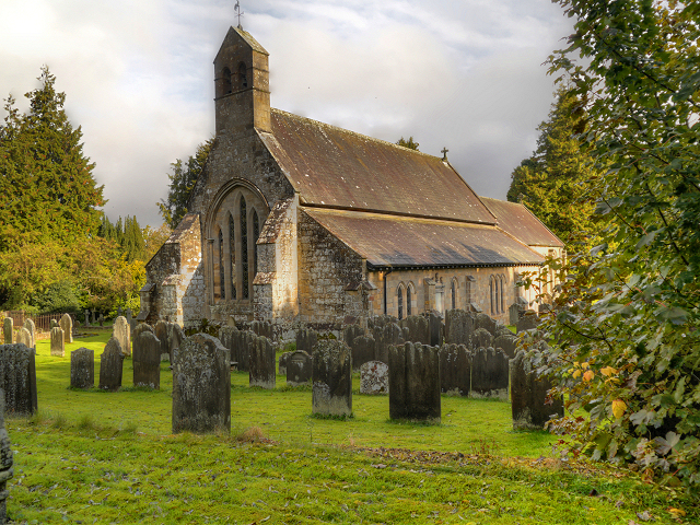 St Mungo's Church, Simonburn