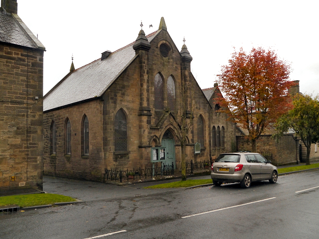 Bellingham Methodist and United Reformed Church