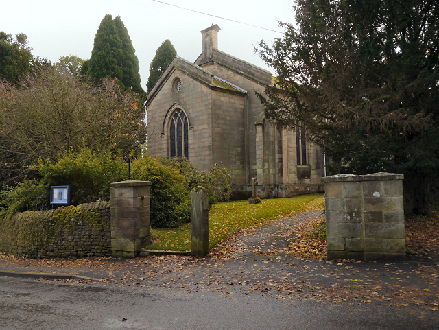 Church of St Peter, Humshaugh