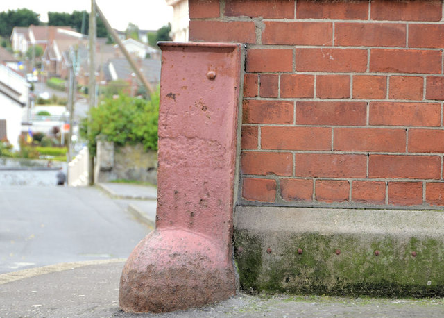 Corner protection, Portaferry (3)