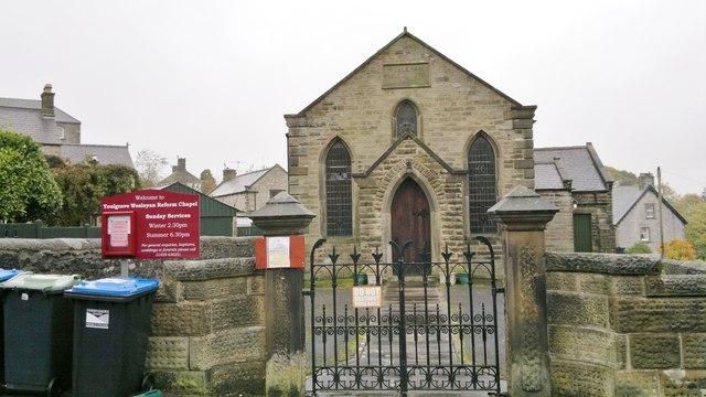 Wesleyan Reform Chapel