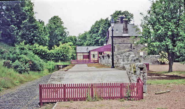 Former Ilderton Station