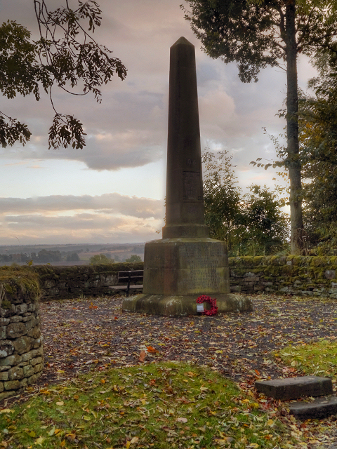 Humshaugh War Memorial