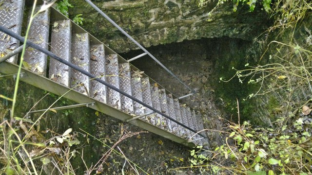 Entry to lead mine, Lathkill Dale