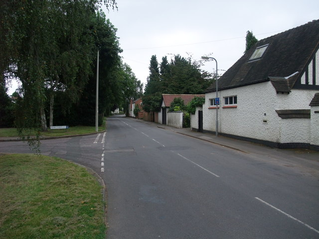 Cycle Route 6 on Barratt Lane