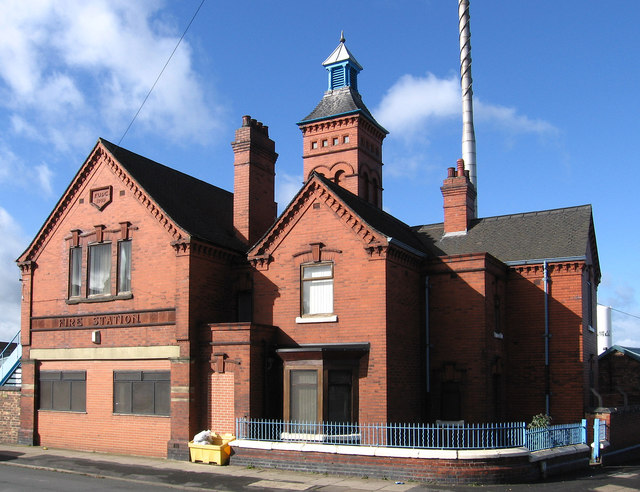Fenton - former Fire Station