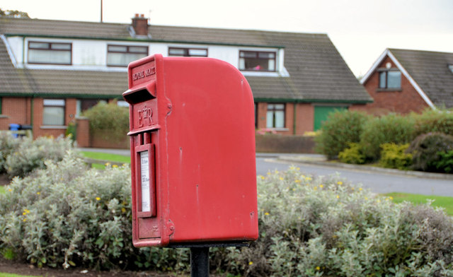 Letter box, Portavogie