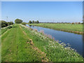 TL5172 : Footpath along River Great Ouse by Hugh Venables