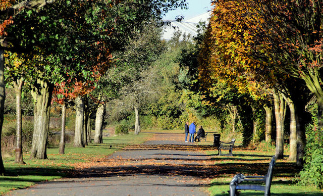 Path, Victoria Park, Belfast (1)