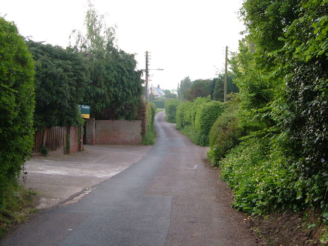Green Lane, Exton
