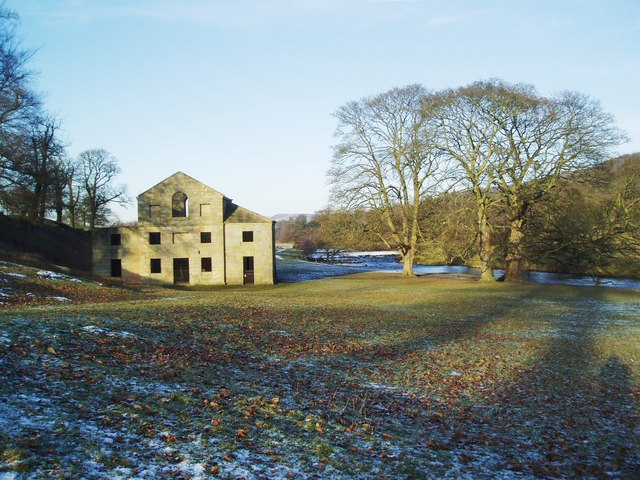 The Old Mill at Calton Lees