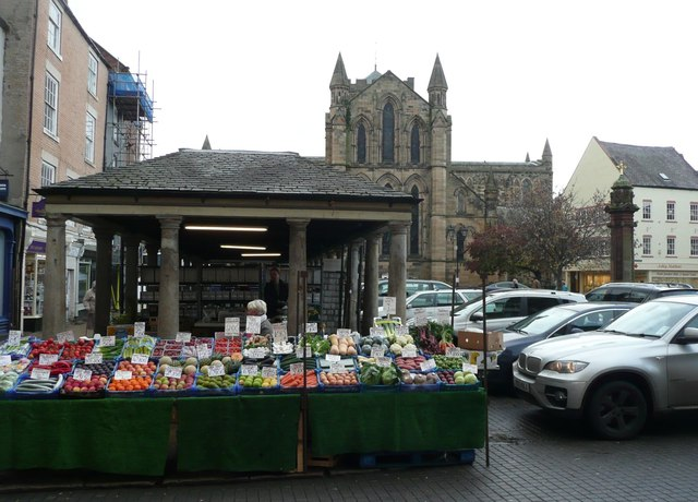 Market Place, Hexham