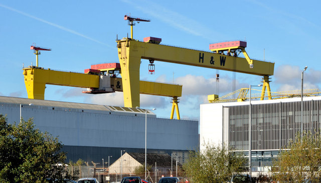 Samson and Goliath, Belfast (3)