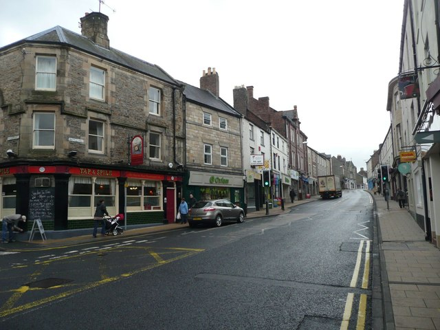 Battle Hill, Hexham