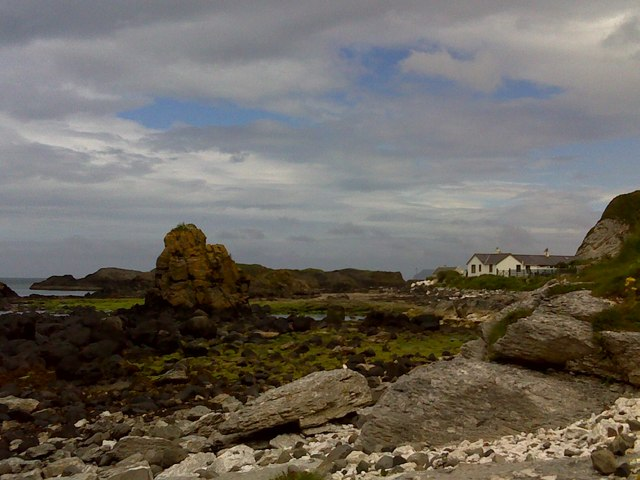 Ballintoy Coastal Path
