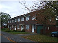 TA1668 : Houses on Auburn Close, Bridlington by JThomas