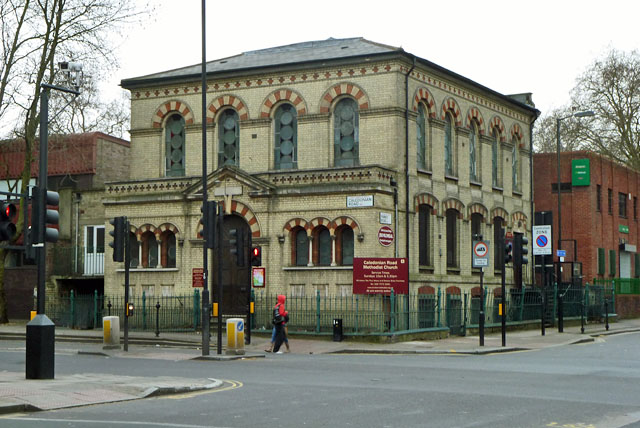 Caledonian Road Methodist Church