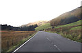 SH9313 : Lay by on A458 below Tai Cefn by John Firth