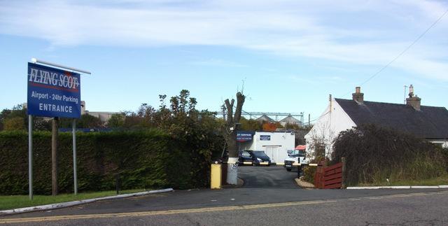 Flying Scot Car Park