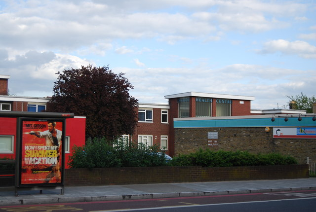jenner health centre forest hill n chadwick geograph. Black Bedroom Furniture Sets. Home Design Ideas