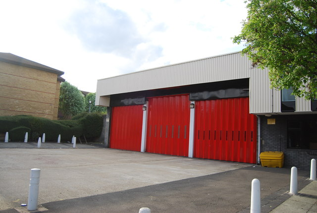 Forest Hill Fire Station